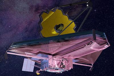 詹姆斯·韦伯空间望远镜振动测试失败:与预计有些许不同
