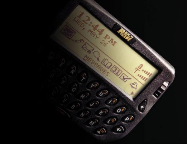 黑莓面世并带来第一款产品 带来的现场上手体验