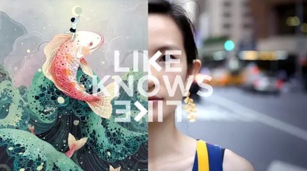 今天蘋果首頁 被這個畫年畫的90后中國姑娘佔據了