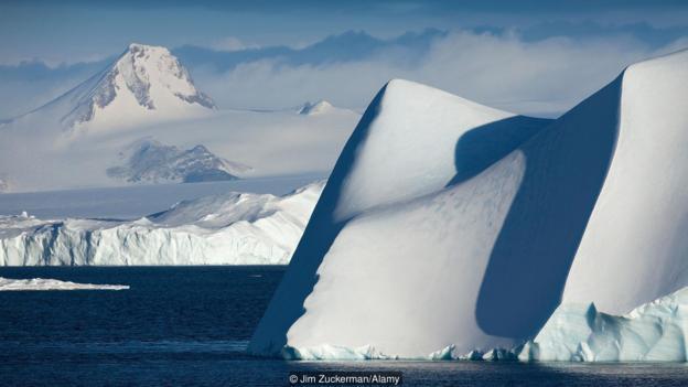 气候变化会改变地球的质量分布。