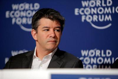 受不了压力:Uber CEO宣布退出特朗普经济顾问团队