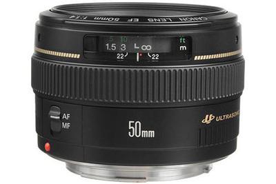 佳能年内或将发布新一代EF 50mm f/1.4镜头