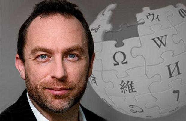 维基百科创始人吉米·威尔士