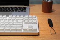 小米旗下品牌悦米机械键盘图赏