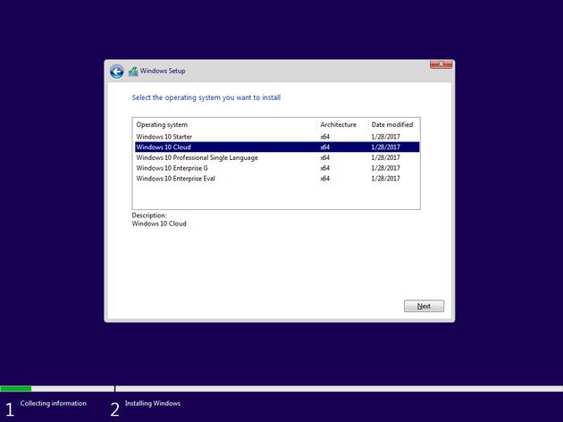 微软或将推出Win10云端版系统:不支持安装exe程序