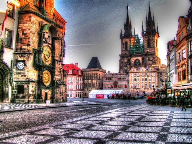 布拉格是捷克共和国的首都和最大城市