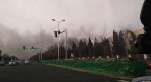网传三星电池生产商天津SDI工厂起火