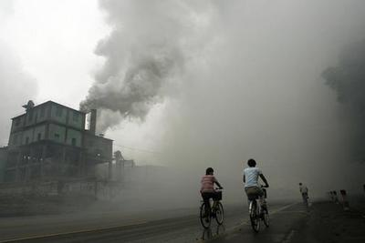 BBC:在严重污染地区生活的孩子 肥胖率翻番