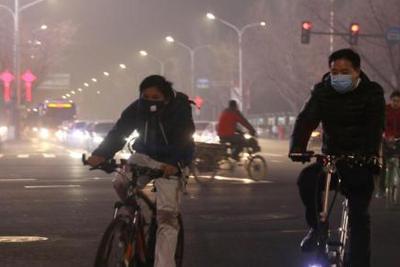 北京治霾:年底实现PM2.5年均浓度60微克/立方米左右目标