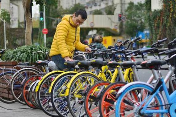 据不完全统计,目前至少有20家品牌加入共享单车市场激战
