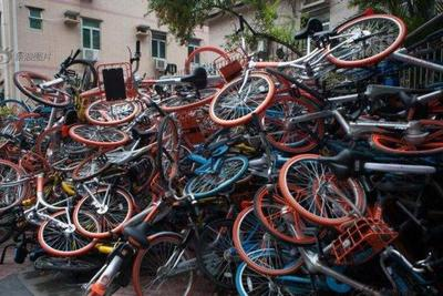 """摩拜ofo同为行业第一?共享单车数据""""打架"""""""