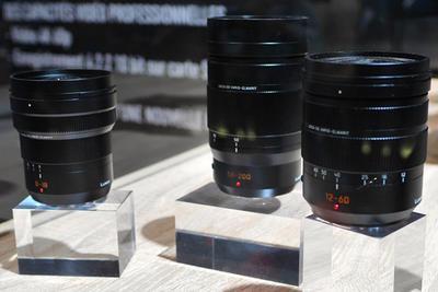 奥林巴斯和松下将于CP+展会展示镜头新品