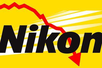 尼康股价大跌近15% 资产缩水近十亿美元