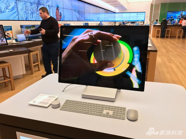 传说中的Surface Studio