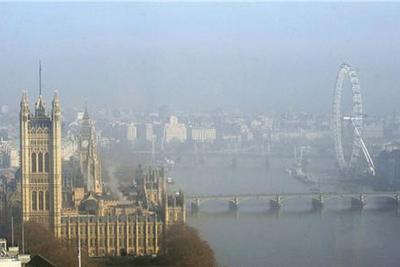 伦敦雾霾卷土重来:政府或耗费5亿英镑投入汽车环保