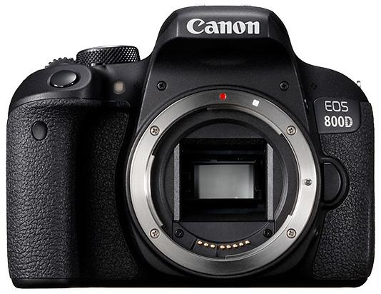 新款入门单反相机EOS 800D