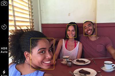 人们依旧愿意相信iPhone 8会有个比较厉害的面部识别