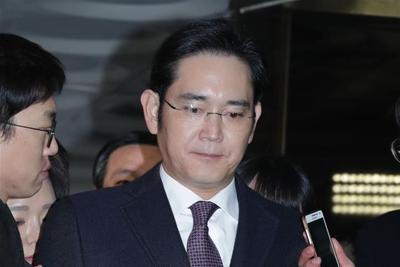 三星回应李在镕被批捕:确保在未来的庭审中还原真相