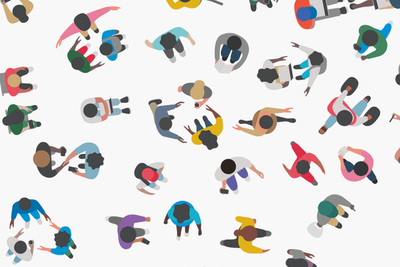 八个卦:苹果发WWDC17主视觉 咦这个图案好像在哪见过?