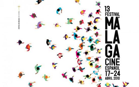 2010年西班牙电影节海报