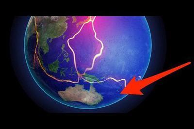 世界第八洲?科学家:面积500万平方公里 九成在水下