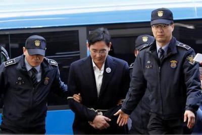 李在镕连续两天接受独检组调查 仍否认行贿指控