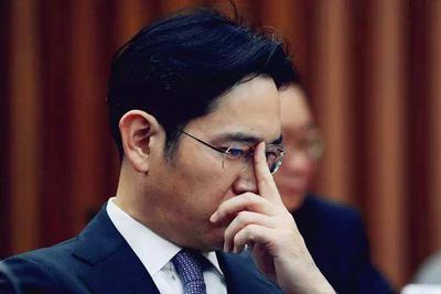 李在镕被韩国特别检察官办公室提审 拘留室度过一晚