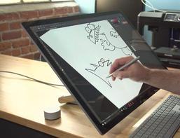 美国微软总部体验Surface Studio