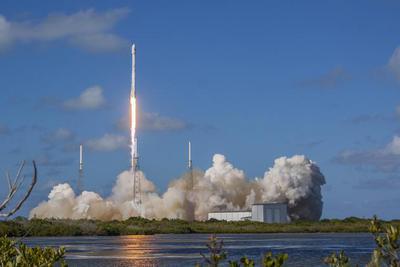 Space X将启用阿波罗登月时代的发射台