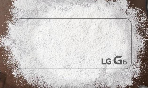 LG G6主视觉