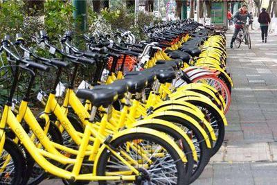 深圳被锁共享单车正分批取回 南山城管称已暂停收缴