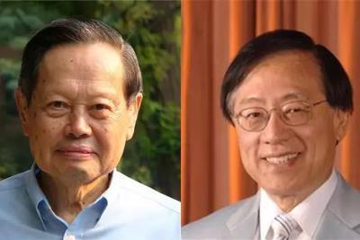 """两科学巨匠归来彰显中国""""人才磁场""""效应"""