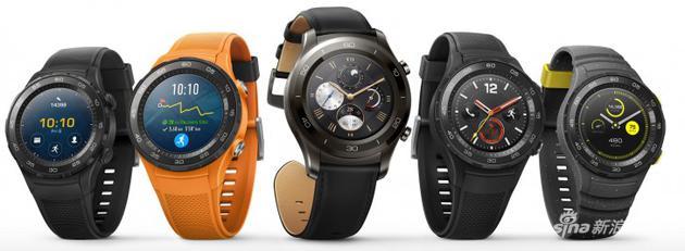 还有手表系列