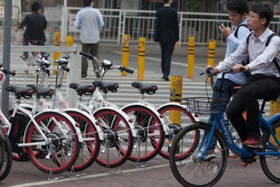 小蓝单车进京加入共享单车混战 在摩拜ofo之后凭何站稳脚跟