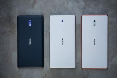 Nokia 3/5/6实拍图赏