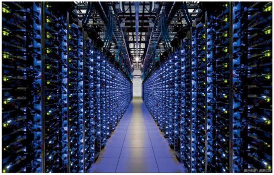 美国谷歌数据中心