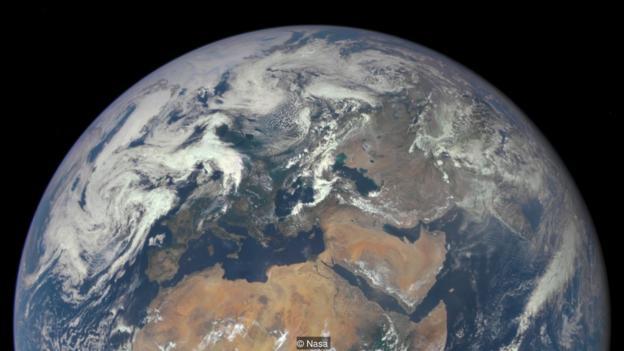 地球是我们所知的唯一有生命存在的地方。