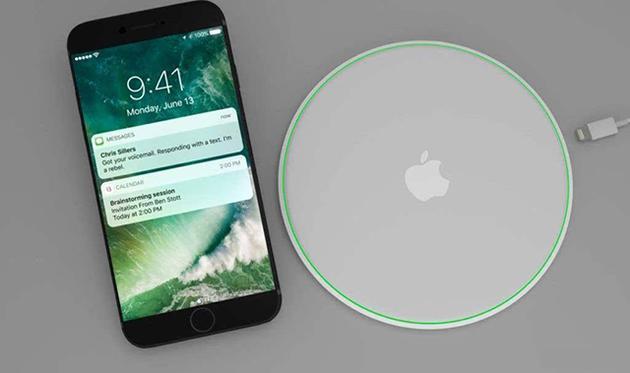 iPhone無線充電