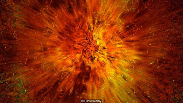 如今宇宙中的锂元素数量比宇宙大爆炸生成的多得多。