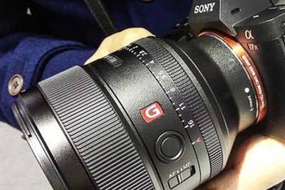 传索尼将于4月发布16-35mm f/2.8 GM镜头