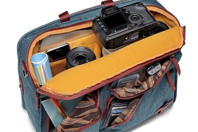 曼富图发布新款国家地理澳大利亚系列相机包