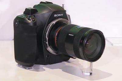 索尼新款High-End无反相机规格更新 售价将超4万元