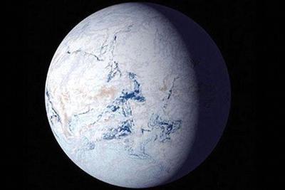 """7亿年前地球为何变""""雪球""""?火山爆发引发剧烈效应"""