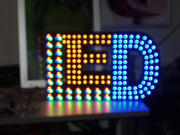 LED灯(资料图)