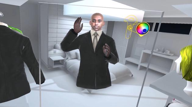 ObEN具备学习能力的虚拟形象