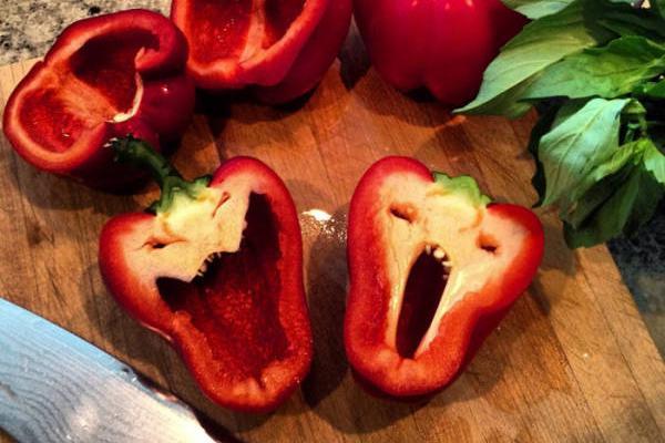 """那些长相神奇的食物不服不行:辣椒里的""""尖叫脸"""""""