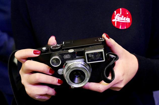 徕卡M10相机亮相