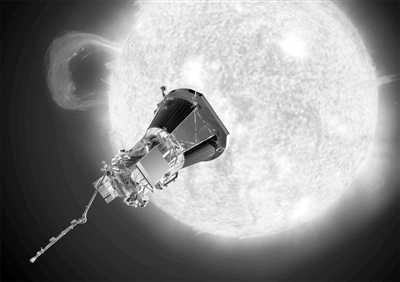夸父追日只为回答三大问题:美航天器将2018出征太阳