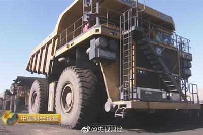 中国自主造超级挖掘机:一铲斗能挖40吨煤