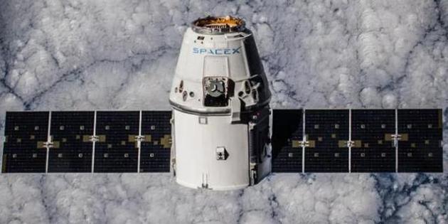 Space X 资料图